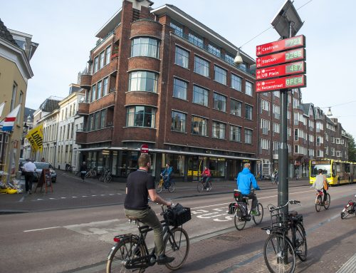 The benefits of cycling is more than reduction of traffic