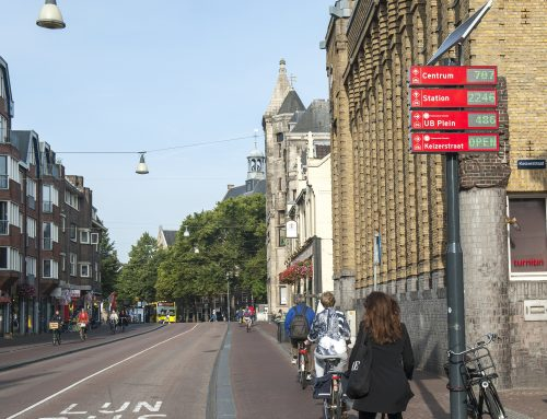 P-Route Bicycle – Utrecht