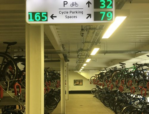 Brighton bicycle parking: a European Commission case study