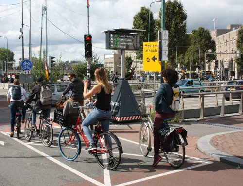 How to make your city cycle?