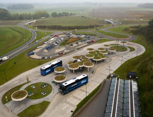 Hub – Centre for mobility in the Groningen and Drenthe Province
